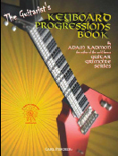 The Guitarist's Keyboard Progression Book cover