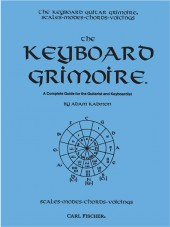 Carl Fischer The Guitar Grimoire Keyboard Grimoire